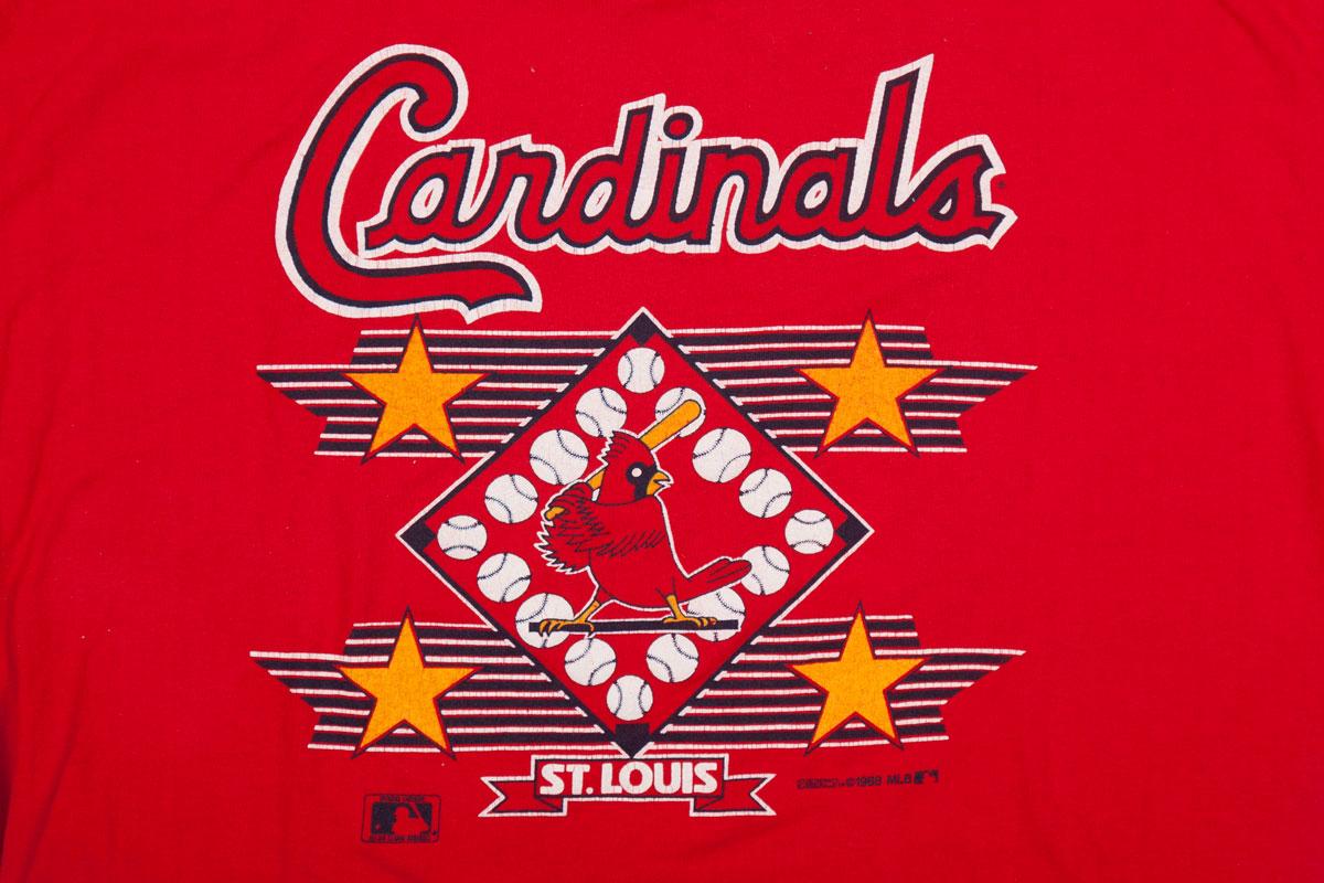 Vintage St Louis Cardinals T Shirts 19