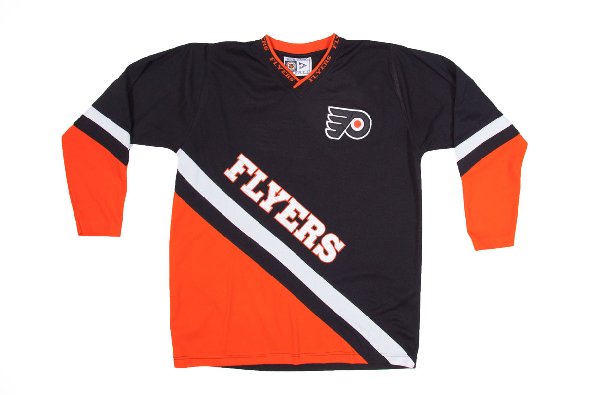 new arrival 35ec3 fa7a5 Vintage Philadelphia Flyers jersey XL