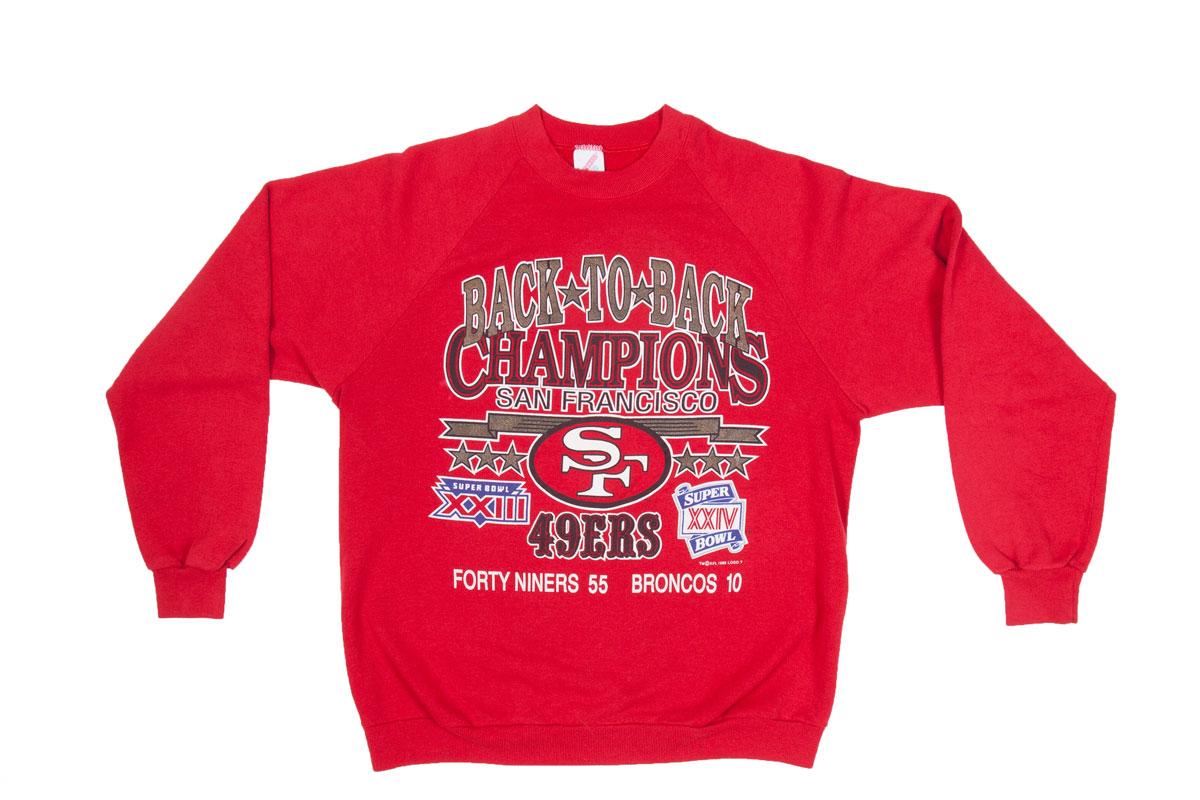 best service 07340 bcc26 Vintage San Francisco 49ers sweater,M