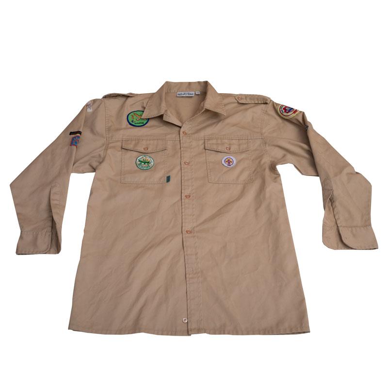 Dutch Scouting shirt