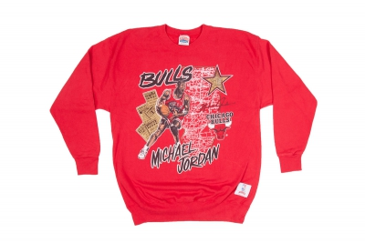 Vintage Chicago Bulls sweater, Michael Jordan, XL