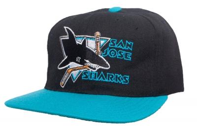 Deadstock snapback San Jose Sharks