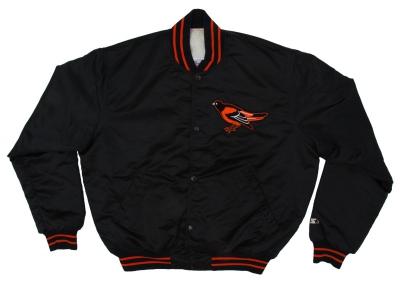Vintage Baltimore Orioles jacket Satin jacket, L